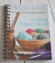 knitted project book