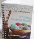 knitting journal book