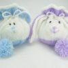 bear and rabbit drawstring bag knitting pattern