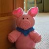 Pig Doorstop Knitting Pattern