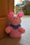 Pig Doorstop Knitting Pattern
