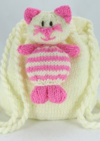 CAT RABBIT /& DOG DK KNITTING PATTERN INSTRUCTIONS TO MAKE YOURSELF KBP 079