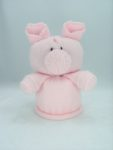 pig toilet roll cover knitting pattern pink double knitting yarn