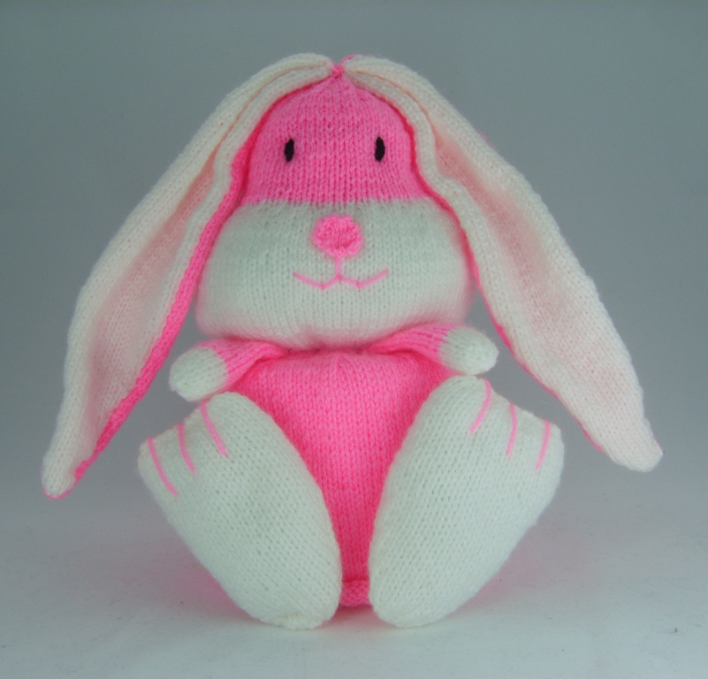 Toilet Roll Cover Knitting Pattern : Rabbit Toilet Roll Cover Knitting Pattern   Knitting by Post