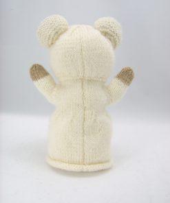 bear puppet knitting pattern