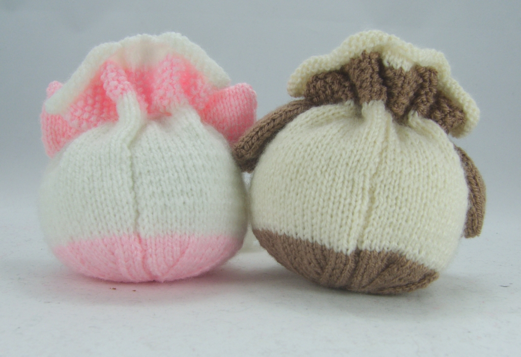 Cat Bag Knitting Pattern : Dog and Cat Drawstring Gift Bag Knitting Pattern ...