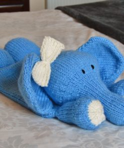elephant pyjama case knitting patterns