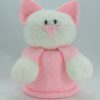 bog mog cat toilet roll paper knitting pattern pink
