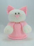 bog mog cat toilet roll paper knitting pattern pink
