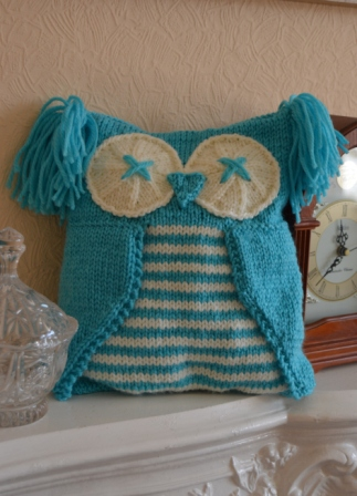 Owl Pyjama Case Knitting Pattern Knitting By Post