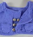 penguin jacket  knitting pattern