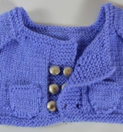 penguin jacket knitting pattern
