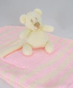 bear hot water bottle knitting pattern