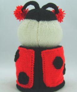 ladybird toilet roll cover back