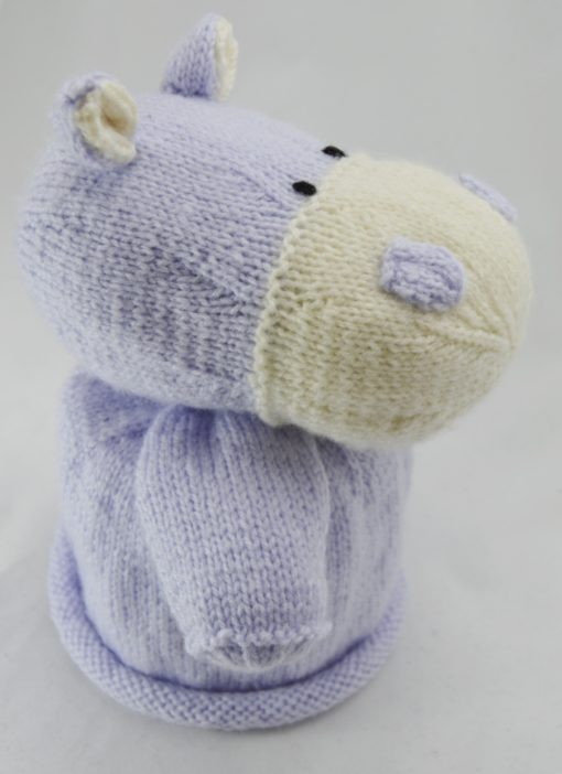 hippo toilet roll cover