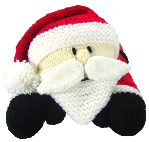 Knitting Pattern Png : Santa pyjama case christmas special edition knitting