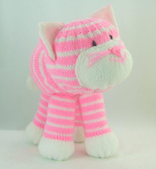 cat knitting pattern