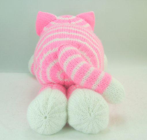 pussy cat knitting pattern