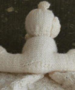 comforter bear knitting pattern