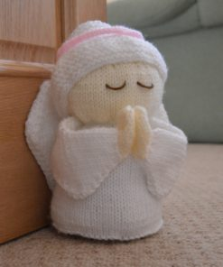 angel knitting pattern