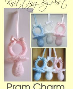 Dummy-Pram-Charm-knitting-patternsm