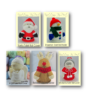 collection of knitting pattern