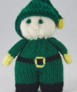 mini elf knitting pattern