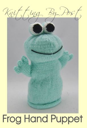 Frog Knitting Patterns Knitting By Post