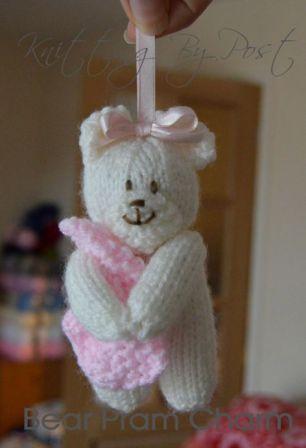 small bear knitting pattern
