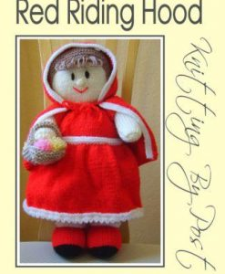 red riding hood knitting pattern sm
