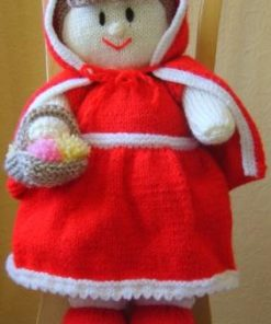 red riding hood knitting pattern