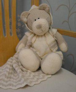 all bear one knitting pattern