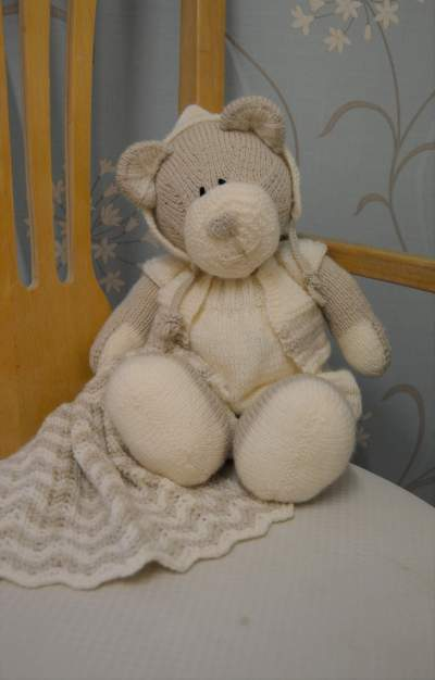 all bear one knitting pattern