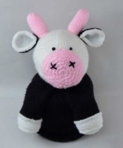 cow knitting pattern