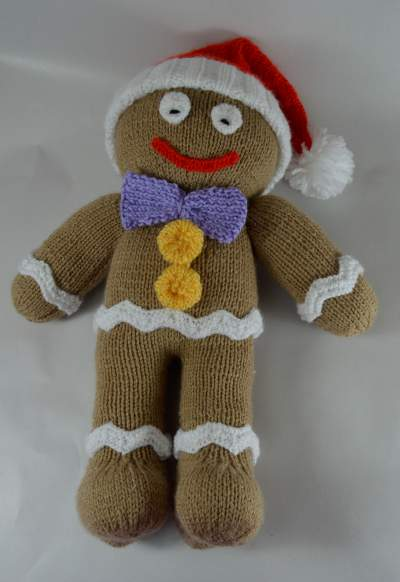 Gingerbread Blanket Knitting Pattern : Baby Knitting Pattern - Hot Girls Wallpaper