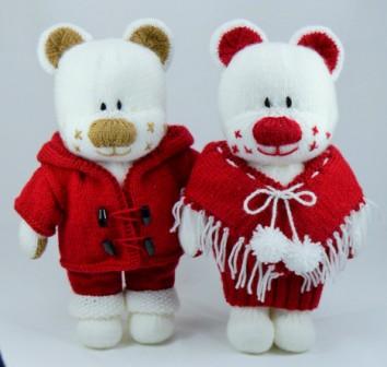 bears knitting pattern