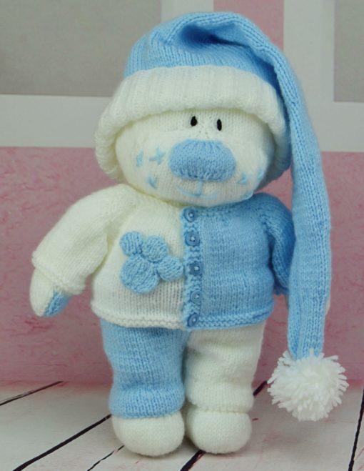boo toy knitting pattern