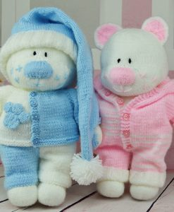 beau and bess toy knitting patterns