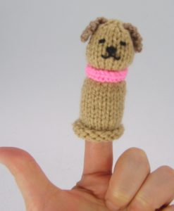 finger puppet knitting pattern
