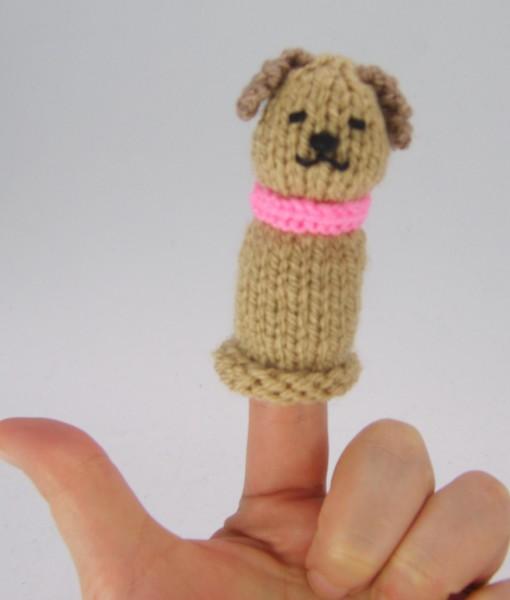 finger puppet knitting pattern