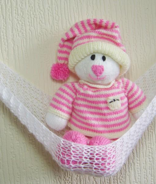 hammock knitting pattern