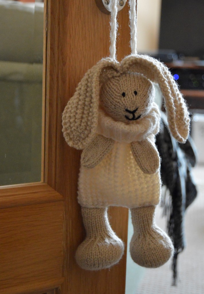 Bunny Baggles Easter Knitting Pattern Toy Knitting Pattern
