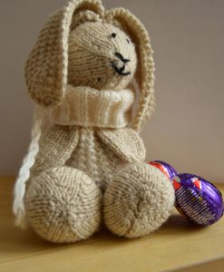 Easter gift knitting pattern