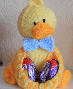 duck knitting pattern