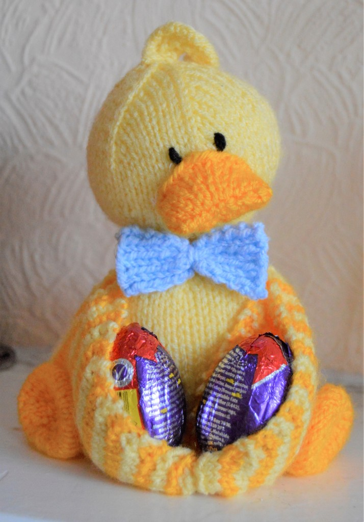 Ducky Egg Soft Toy Knitting Pattern Toy Knitting Pattern