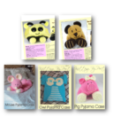 Pyjama Case Knitting Patterns Collection 2