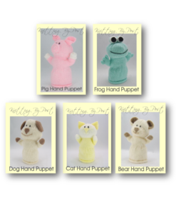 puppet knitting pattern