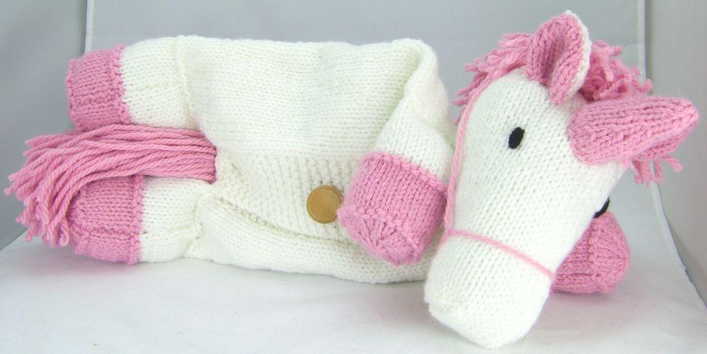 Suki The Unicorn Knitting By Post