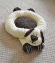 dog bed knitting pattern