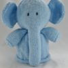 Elephant Toilet Roll Cover Knitting Pattern